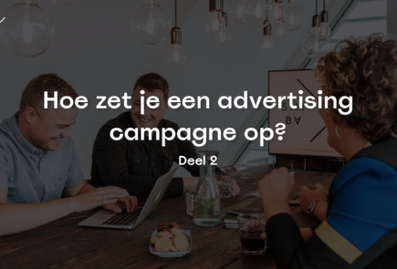 SIMBA - Online advertising campagne opzetten